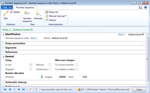 name and id of tables dynamics ax 2012 microsoft dynamics