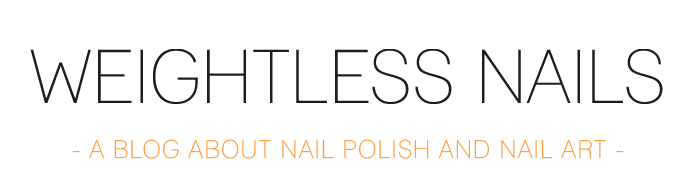Weightless Nails | Swedish Nail Blog