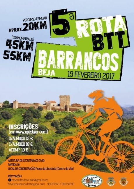 19FEV * BARRANCOS