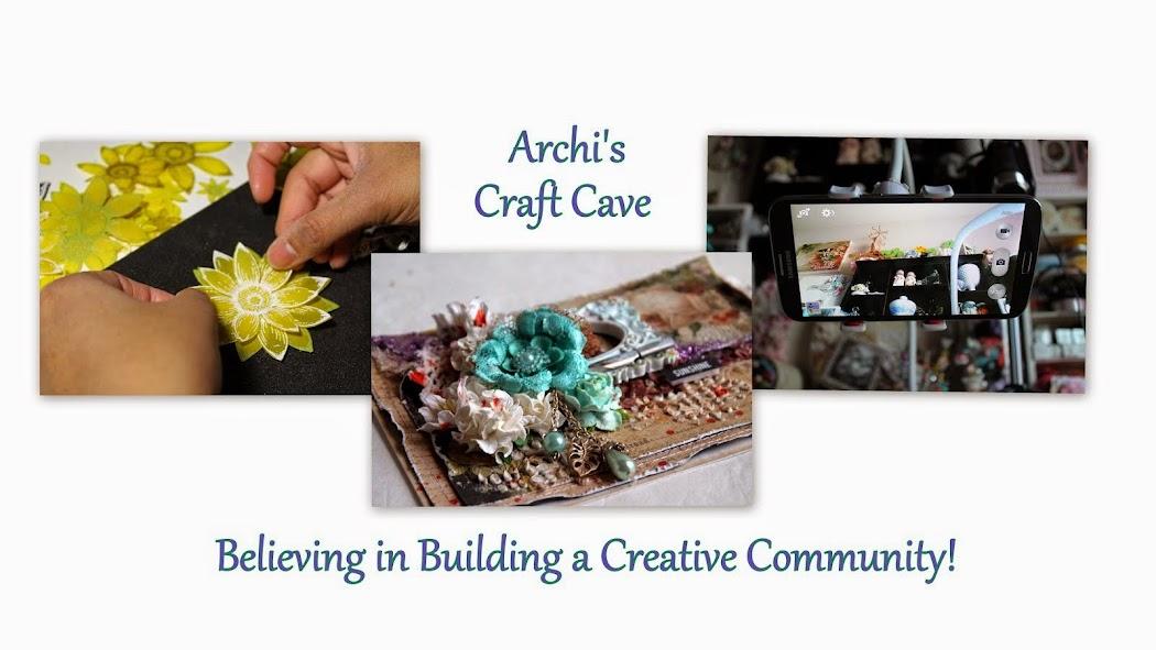 Archi's CraftCave!