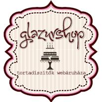 Glazúrshop -a tortadíszítők webáruháza