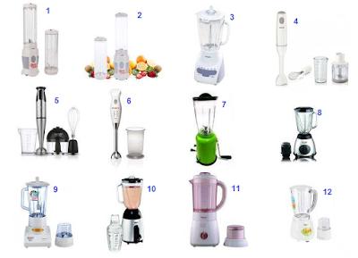 Daftar Harga Blender Murah dan Berkualitas