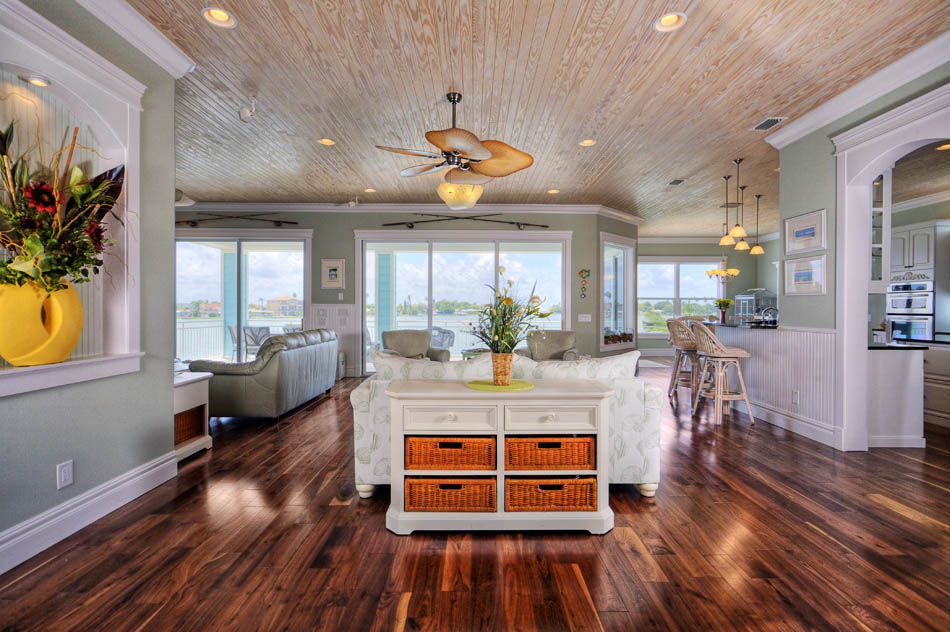 A b design firm venuti residence coastal key west style for Key west interior design