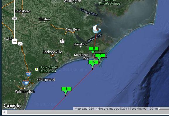 Island Spirit Sailing Adventures Florida To North Carolina