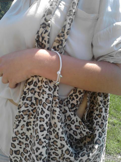 Asymetryczna koszula - odsłona druga