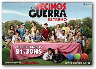 Ver Los Vecinos en Guerra captulo 21 Telenovela