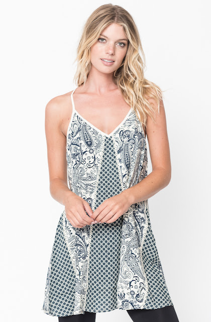 a line tunic top