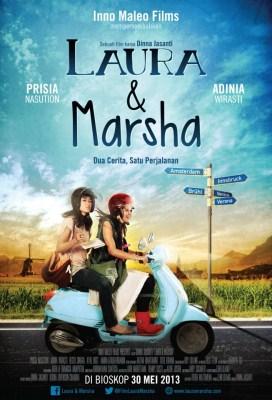 sinopsis film laura & marsha