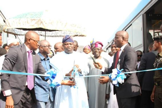 Mile 12-Ikorodu BRT Extension in launching of new BRT