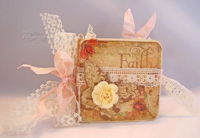 Our Daily Bread designs stamps, Faith, Sandee Shanabrough