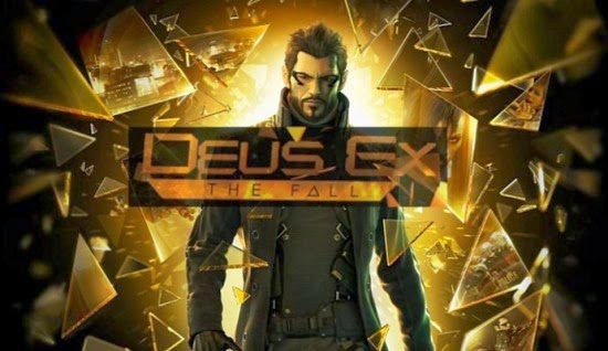 Deus Ex The Fall Full Apk+Data Android Game
