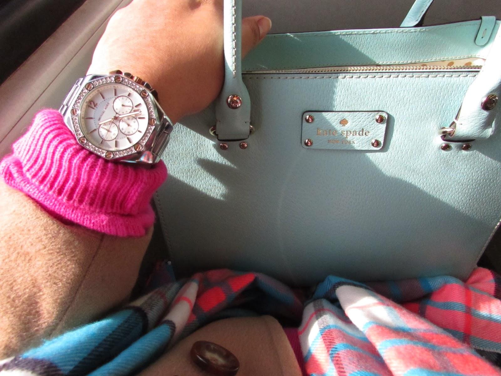 Kate Spade Michael Kors Bag Watch