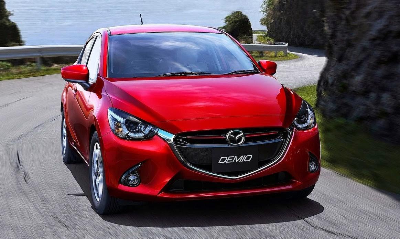 Mazda 2 / Demio 3ème génération