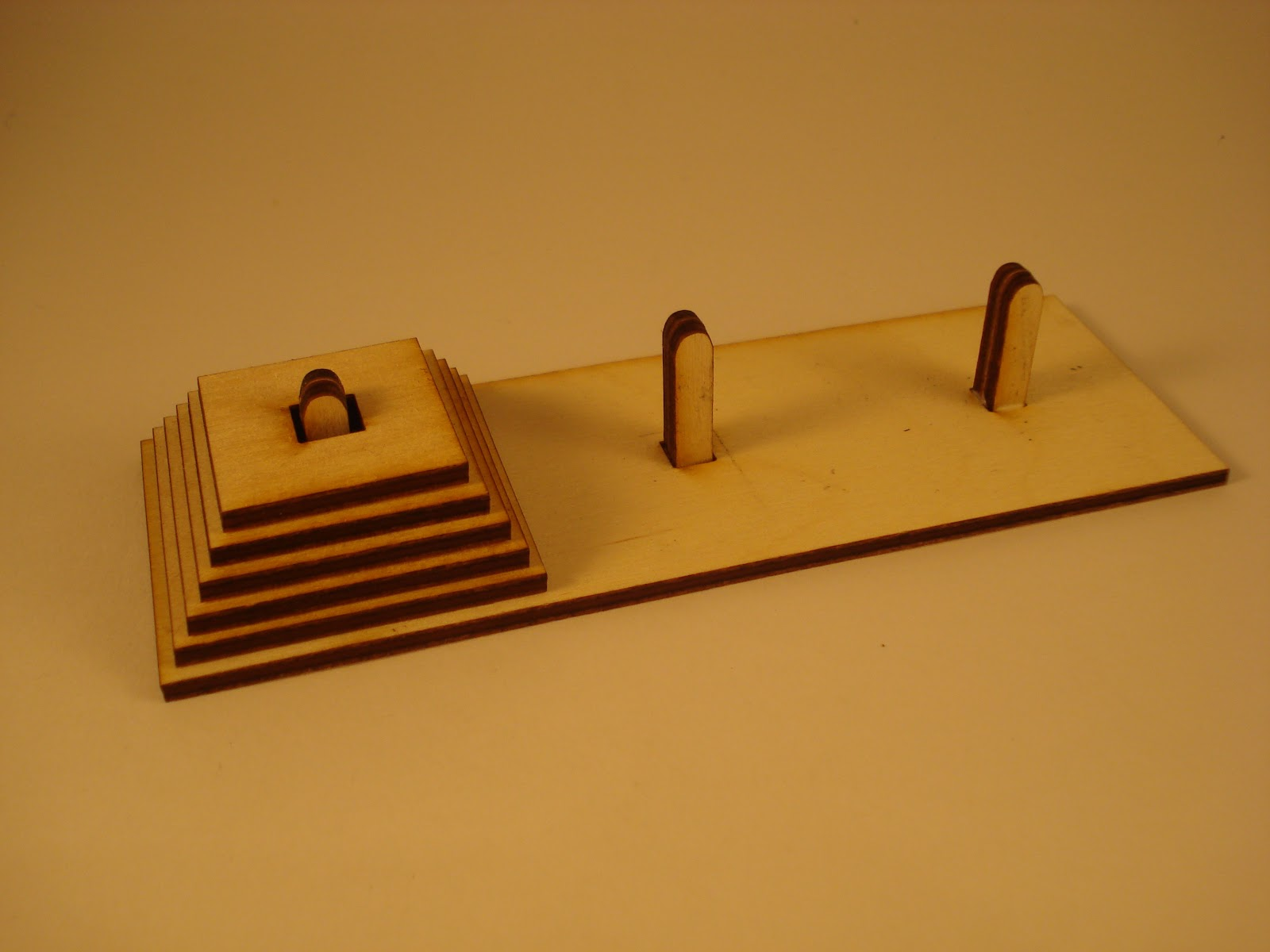 tower of hanoi instructions