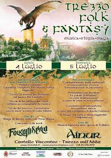 Trezzo Folk & Fantasy 2015