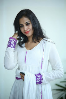 Tollywood Actress Swati Dixit New Stills at Black is Black Event