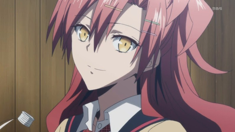 Akuma no Riddle Episode 5 Subtitle Indonesia
