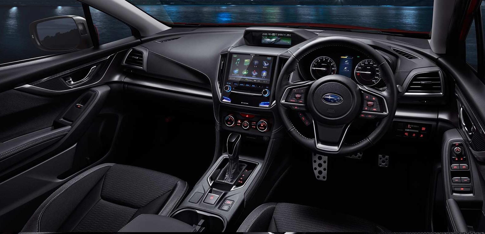 Leopaul 39 S Blog Fifth Generation Subaru Impreza Gk Gt