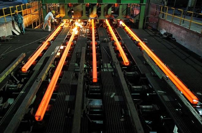 Hàn Quốc: Nhập khẩu sắt thép từ Trung Quốc tăng mạnh nhất 6 năm qua