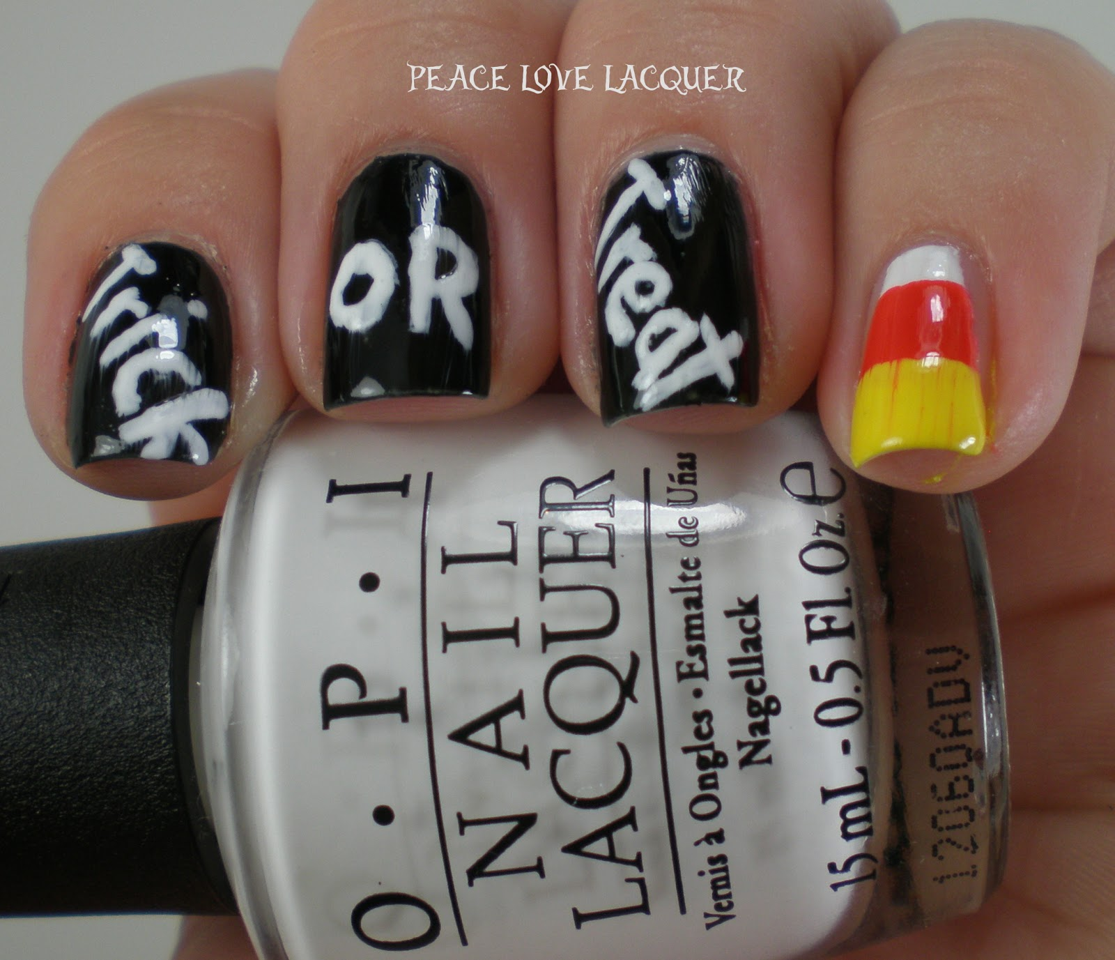 Peace Love Lacquer: October 2012