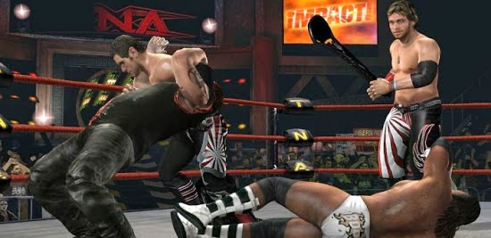 Download tna impact wrestling game for pc