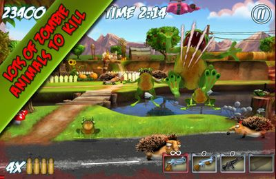 Ti min ph game Farm Destroy Alien Zombie Attack cho iphone, ipad, ipod