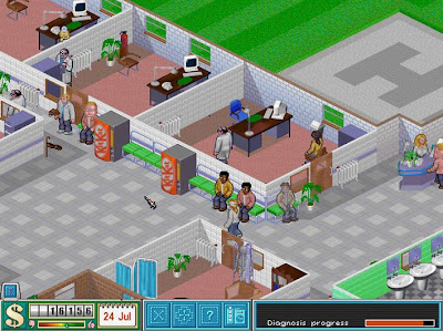 Theme Hospital Screenshots 2