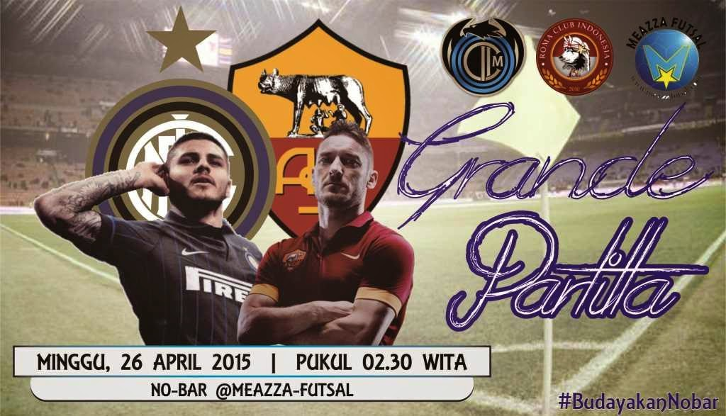 Nobar Inter vs Roma