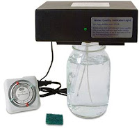 Learn to make colloidal silver at www.TheSilverEdge.com
