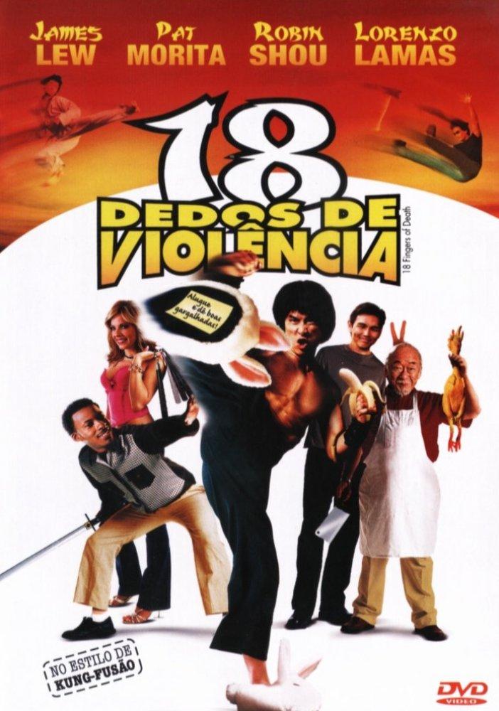 Baixar Filme 18 Dedos de Violência (Dublado)