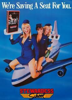 Stewardess School 1986