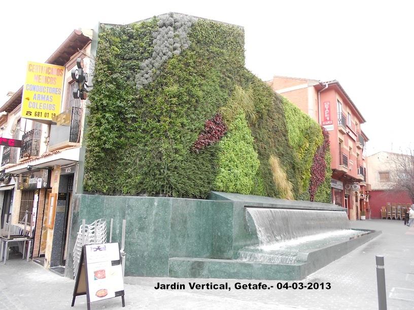 Gazpachero vivir en getafe y pasear por madrid 2013 for Calle jardines getafe