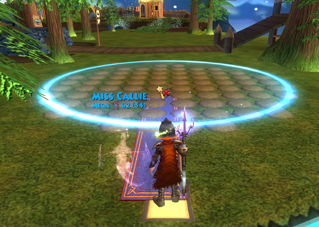 Gardening in Wizard101