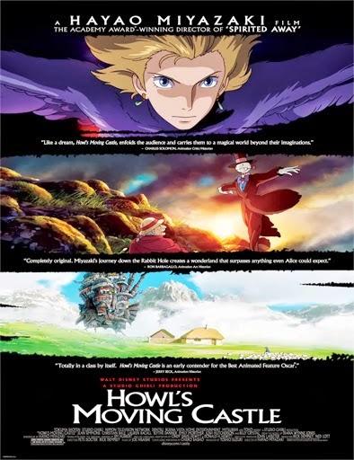 Ver El castillo ambulante (2004) Online