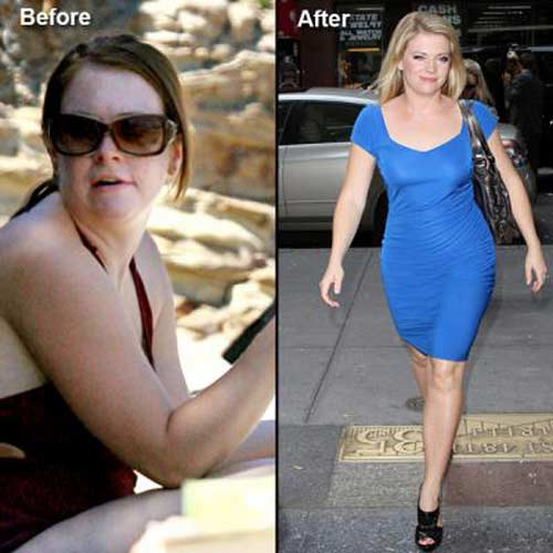 Pin Melissa Peterman Weight Loss Pictures on Pinterest Melissa Peterman Weight Loss Before And After