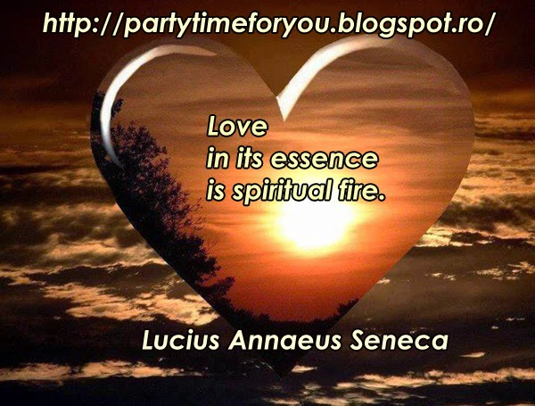 Love in its essence is spiritual fire.