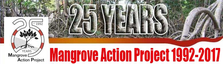 Mangrove Action Project CELEBRATING 25 YEARS