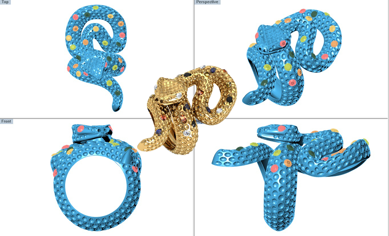 jewelry designing manufacturing making classes training
