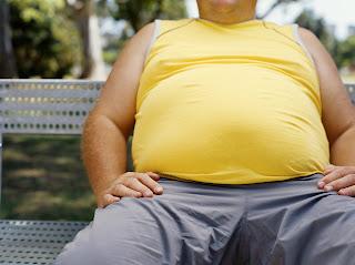 Pria Obesitas