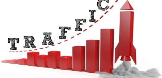 cara menerima trafik yang besar