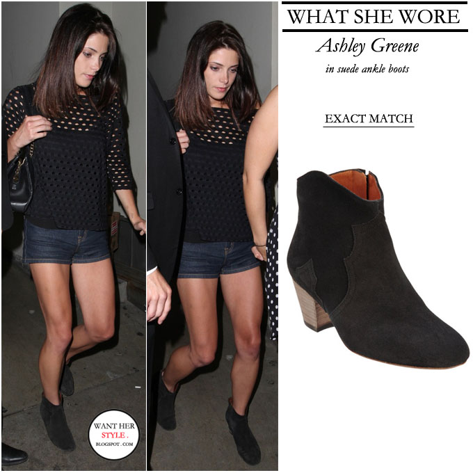 black suede boots outfits - photo #10