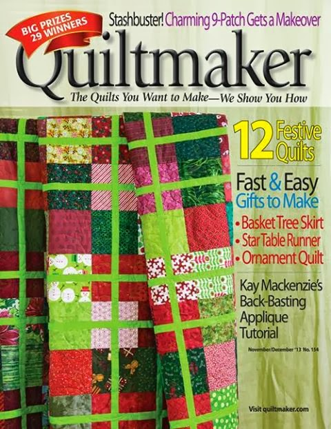 quiltville 39 s quips snips at news stands near you quiltmaker give away. Black Bedroom Furniture Sets. Home Design Ideas