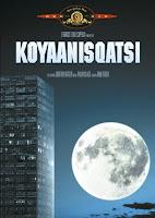 koyaanisqatsi movie poster dvd