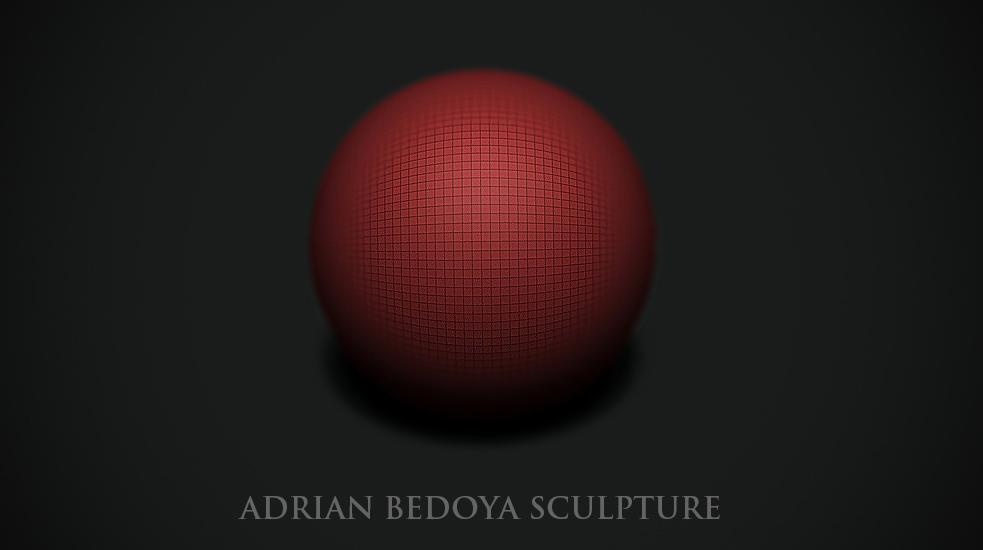 Adrian Bedoya Sculpture