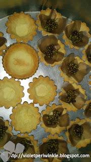 golden brown pastry