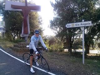 Cycling in Girona with Montefusco Cycling