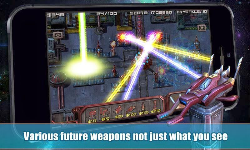 Alien Must Die! 3D apk game