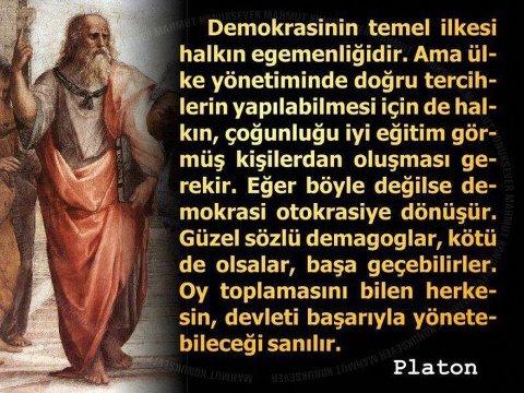 Eflatun Platon Sözleri Resimli - Özlü Güzel Resimli Sözler Mesajlar
