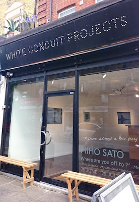 Miho Sato at White Conduit Projects
