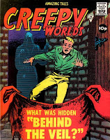 Alan Class, Creepy Worlds